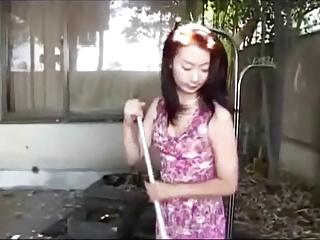 Japanese Mom Rinko Nomiya Craves Taboo Cock (Uncensored)