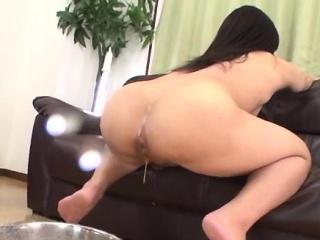 Perfect anal fuck prevalent nasty Satomi Miyazaki