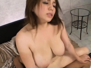 Inviting asian coddle sucks a indestructible wang passionately