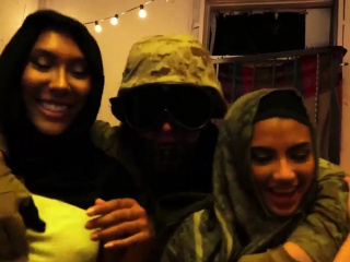 Inked blowjob Afgan whorehouses exist!