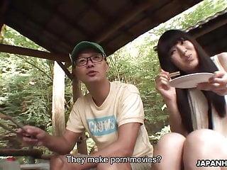 Japanese sluts, Shiori, Nozomi and Yuuko, uncensored