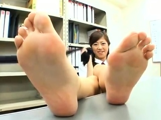 Black man fucks imported japanese chick give foot fetish