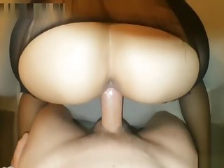 Chinese OL rough sex squir good-luck piece creampie