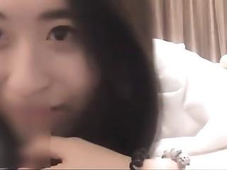 Distinguished Chinese incise ??? masturbation video leaked.
