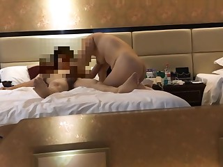 Hottest porn video Chinese affecting you've seen