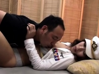Hot Korean Girlfriend Blowjob