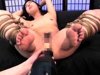Uncensored Japanese Second-rate BDSM Sex