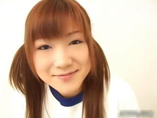 Japenese redhead with perky tits gets part4
