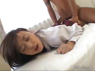 Amazing Jav of japanese schoolgirl part3