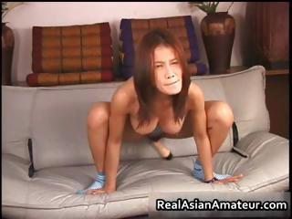 Orny asian beauty plugs three massive part2